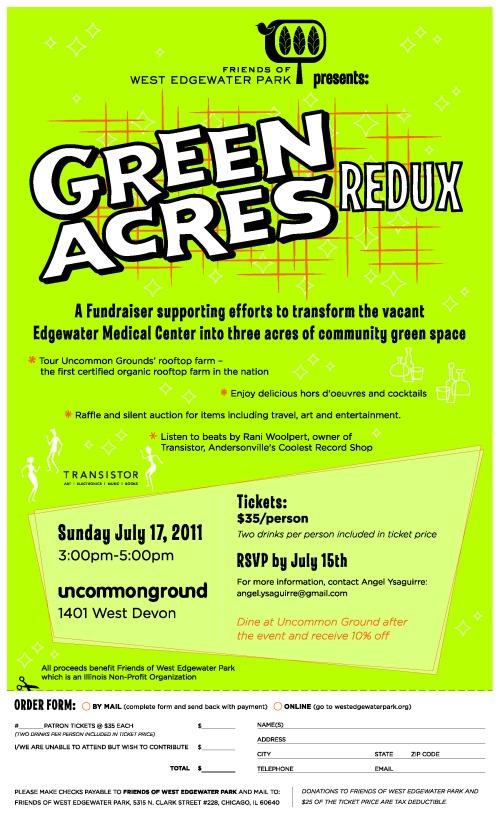 Green Acres Redux